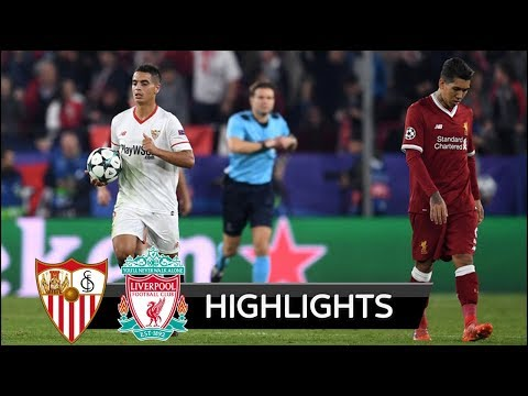 SEV 3-3 LIV - All Goals & Extended Highlights - UCL 21/11/2017 HD