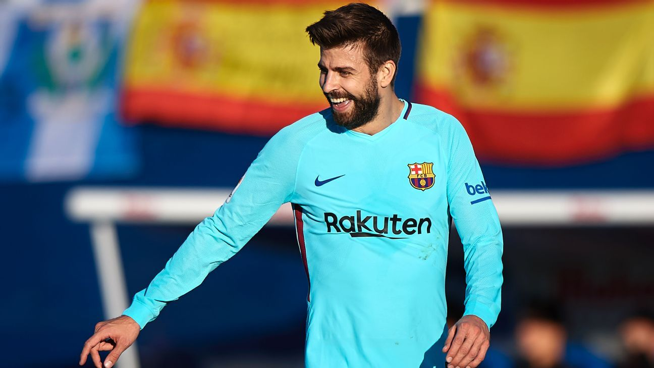 Barcelona lose Gerard Pique yellow card appeal, Luis Suarez successful