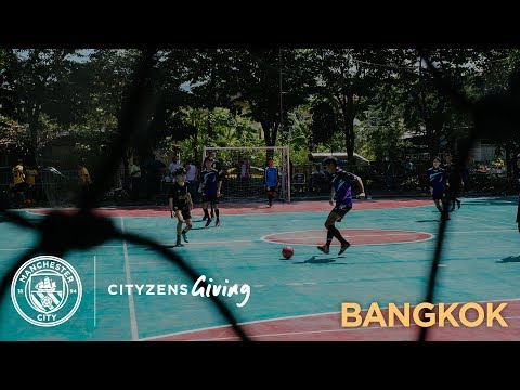CITYZENS GIVING | Choose Your Cause | Bangkok