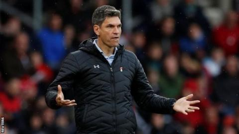Pellegrino 'not scared' for Saints job