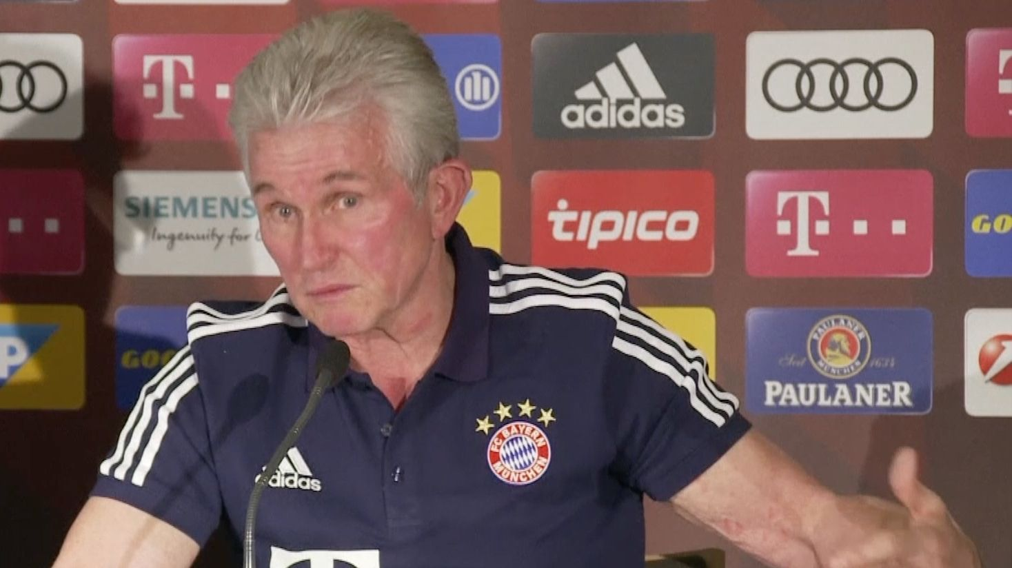 Jupp Heynckes backs Bayern Munich fans' protest over ticket prices