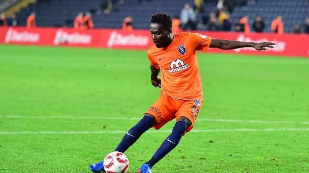 Joseph Attamah scores in Instanbul Basakhsehir big win over Galatasaray