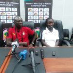 Black Princesses Coach Yussif Basigi determined to reach World Cup in 2018