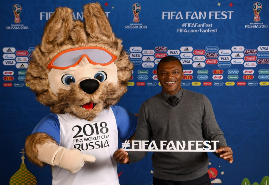 Marcel Dessailly appointed FIFA fan fest ambassador