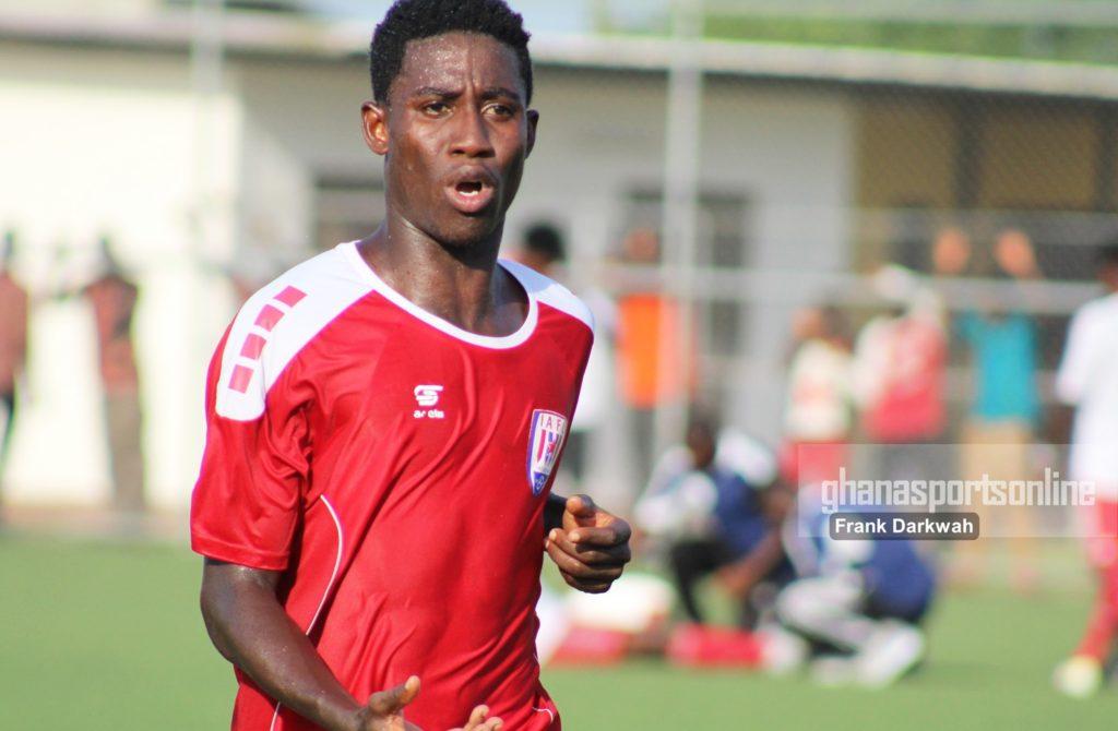 Inter Allies Captain Isaac Twum set for IK Start move