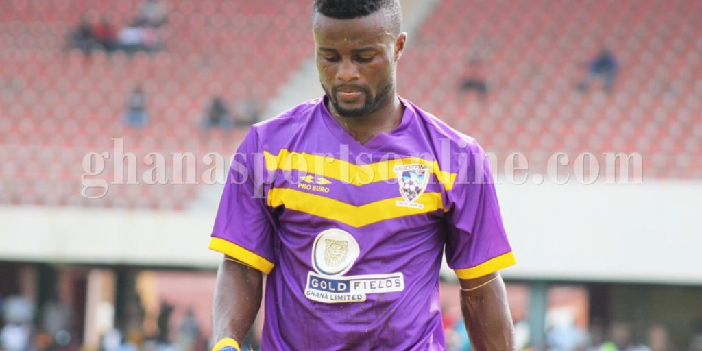 Medeama defender Amos Korankye confirms Hearts interest