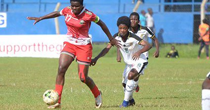FIFA Womens U-20 World Cup qualifiers: Black Princesses thrash Kenya 5-1 in Nairobi