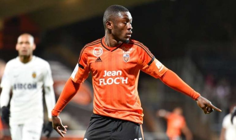 Majeed Waris out of Lorient squad for Valenciennes clash
