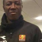 Black Queens Coach Mas Ud Didi visits Danish side Nordsjaelland