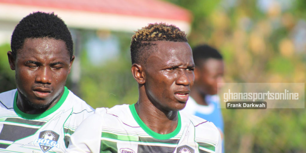 Bolga All Stars defender Moro Ibrahim linked with Kotoko