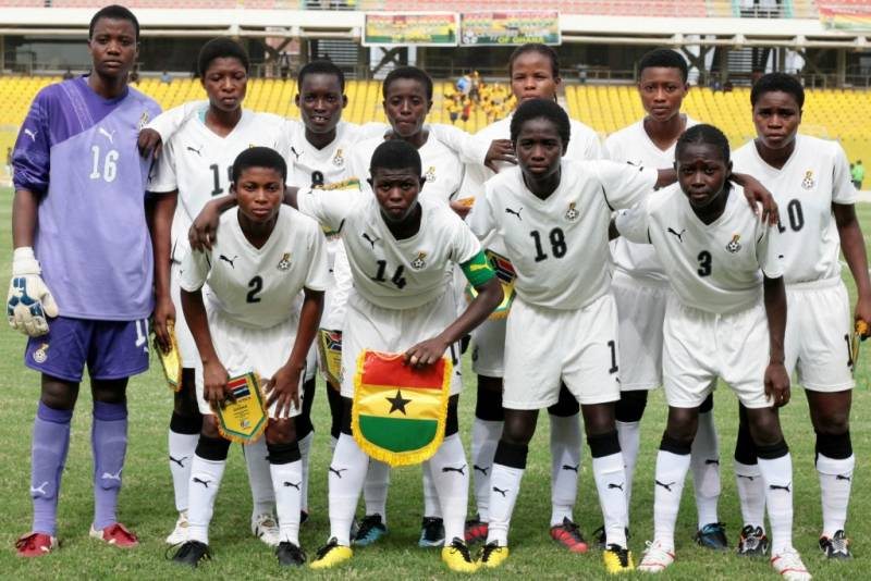 Black Queens maintain position on FIFA rankings