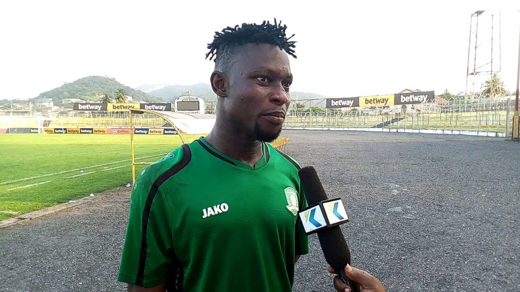 Derick Sasraku handed contract extension at Aduana