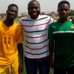 Black Starlets duo Sulley Ibrahim and Emmanuel Gyamfi for trials with Arsenal and Liverpool