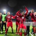 Samuel Mensah happy with Europa League knockout stage qualification