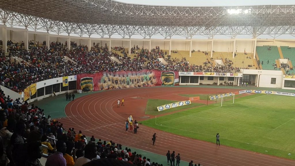 Kotoko Players Grateful to Fans for FA Cup Support