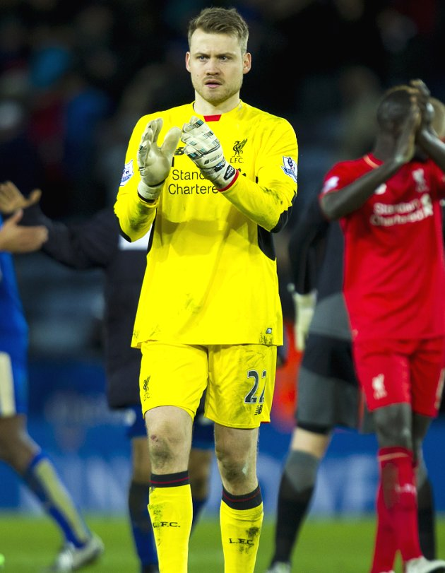 Liverpool goalkeeper Mignolet admits Champions League frustration