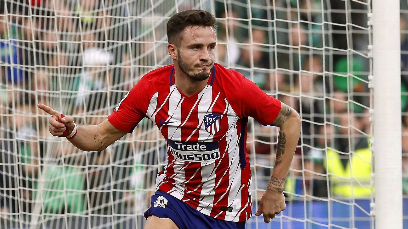 Saul Niguez and Jan Oblak impress as Atletico keep away streak alive