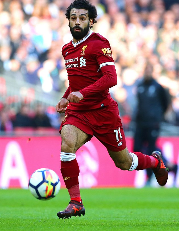Salah on brink of (another!) stunning Liverpool record to place him alongside 2 greats
