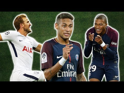 Six Footballers Who Could One Day Sell For More Than Neymar