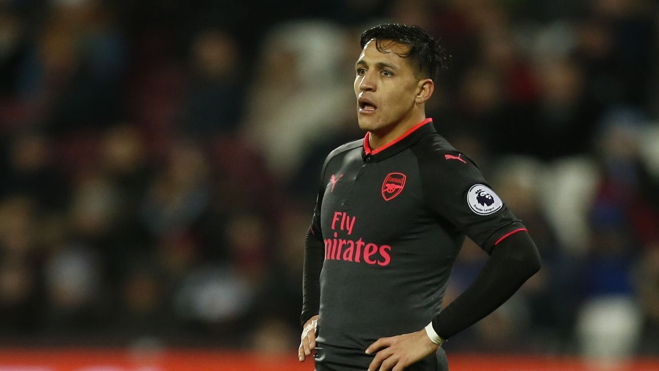 Sanchez struggles as uninspired Arsenal drop more points