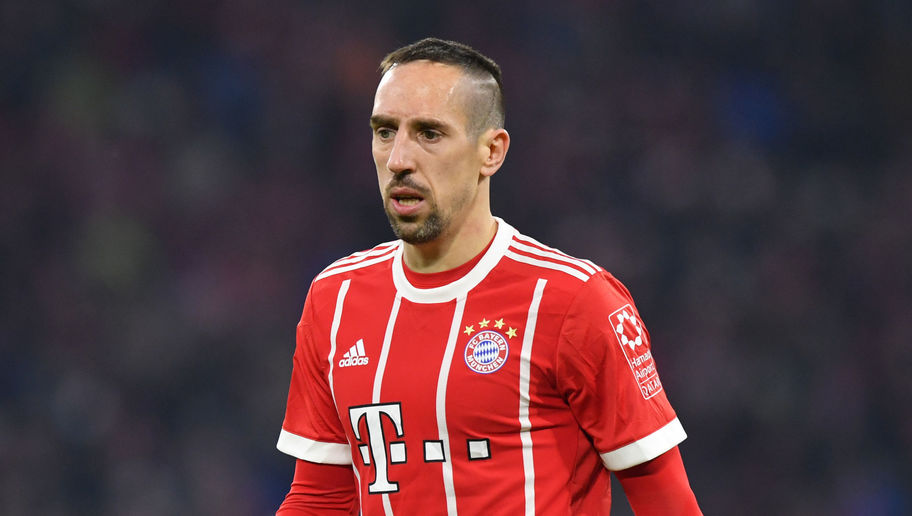 Furious Franck Ribery Hits Out on Twitter Over Benzema Insult Amid Syrian Refugee Campaign