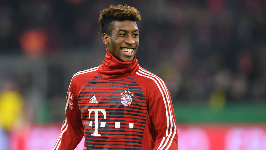 Kingsley Coman Officially Signs New Long-Term Contract With Bayern Munich