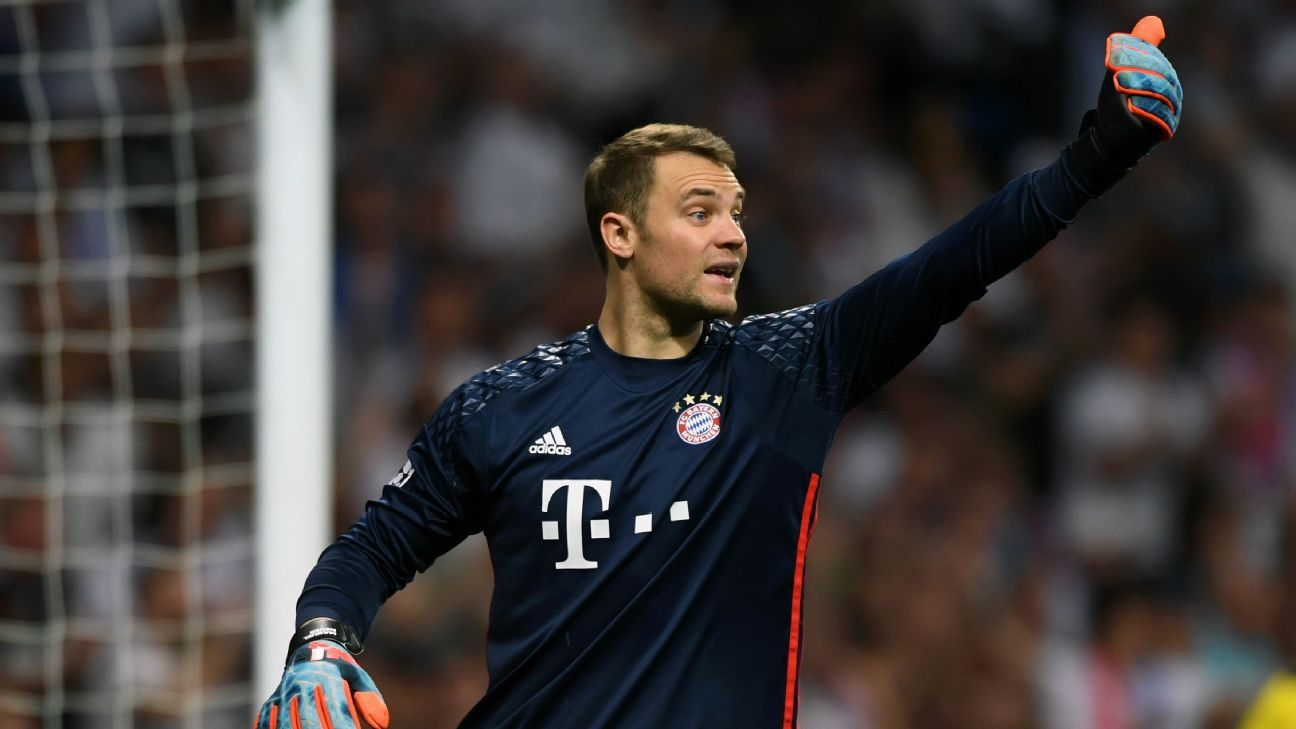 Germany 'definitely need' Manuel Neuer at World Cup - Joachim Low