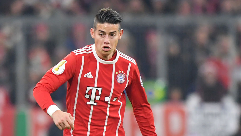 Revitalised Bayern Star James Rodriguez Insists Bavarians Are on the Same Level as Real Madrid