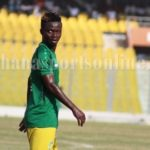 Richard Mpong sad to be leaving Aduana Stars