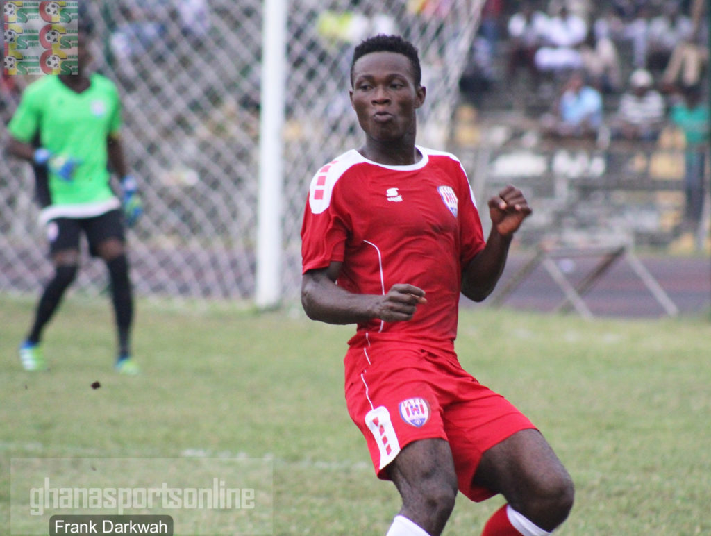 Wahab Akwei leaves Inter Allies after four years