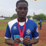 Hearts turn to Olympics midfielder Emmanuel Amartey as possible replacement for Tawiah