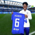 British born Ghanaian female footballer Anita Asante joins Chelsea FC