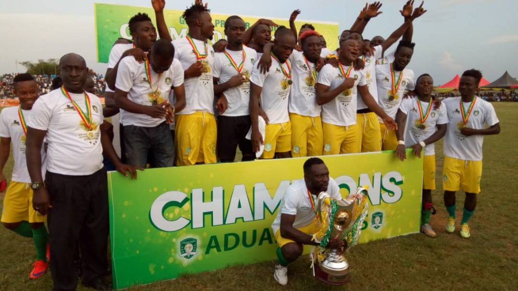 Aduana to face Libyan side El Tahadi in Champions League prelims