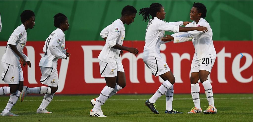 Black Princess thrash South Africa in friendly game