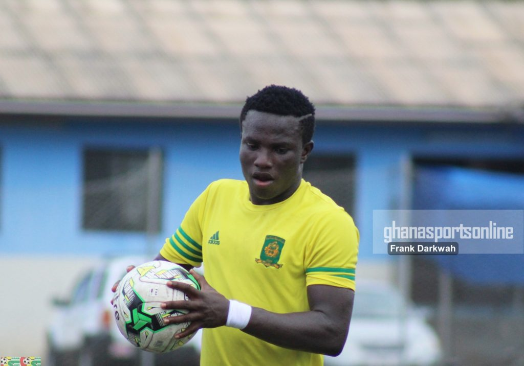 Elmina Sharks and Karela United interested in signing Christopher Bonney