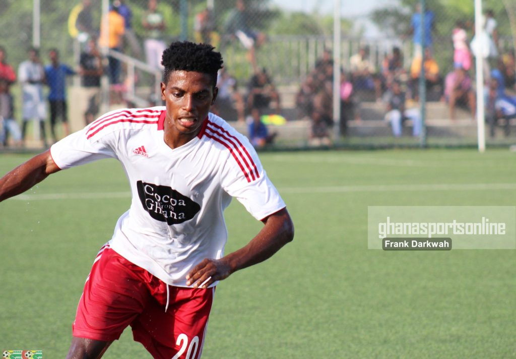 Aduana Stars complete signing of WAFA defender Caleb Amankwah