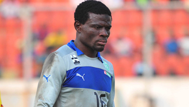 Enugu Rangers were the first Nigerian club to approach me- Enyimba goalkeeper Fatau Dauda