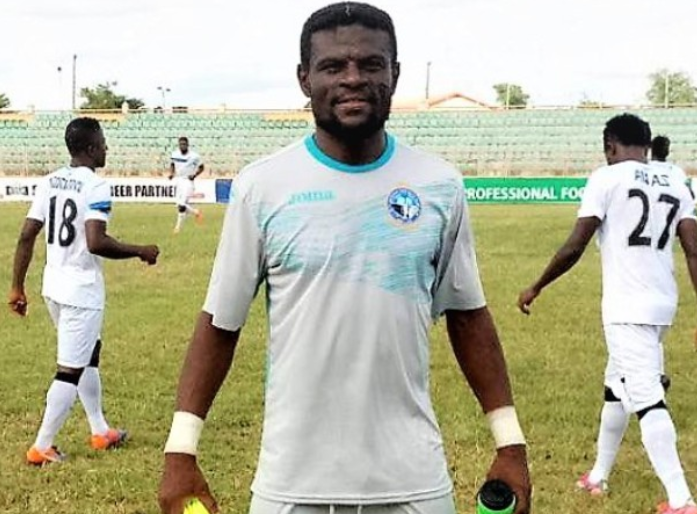 I am not attracted to Nigerian ladies- Ex-Ashantigold goalkeeper Fatau Dauda