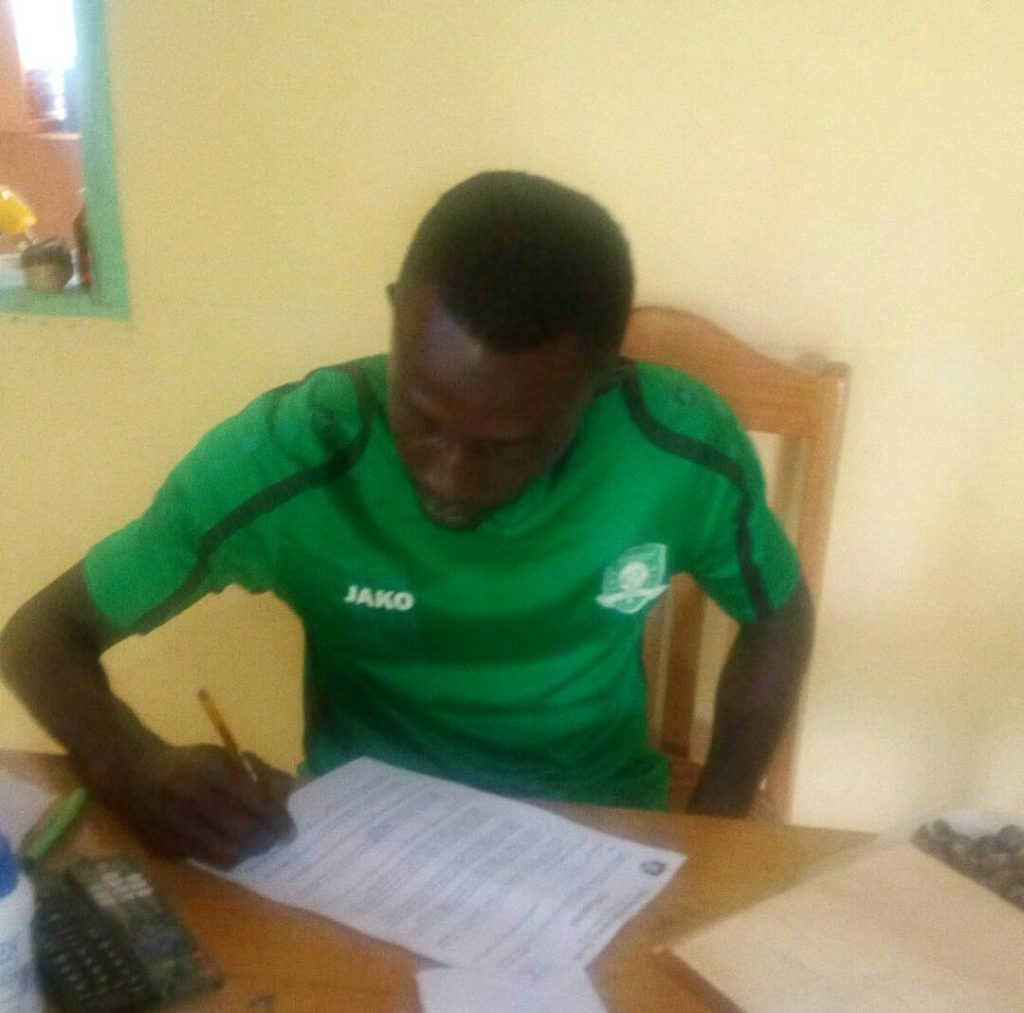 Aduana Stars complete the signing of Hafiz Adams