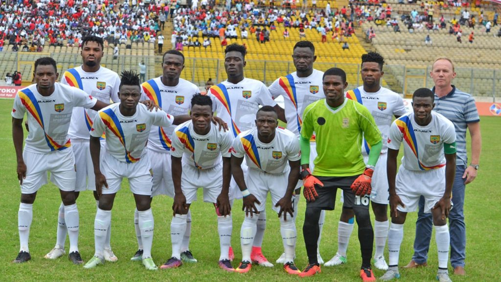 Hearts of Oak to face Karela in GHALCA G8 opener