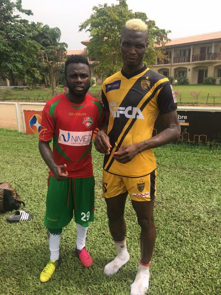 Newly Promoted Ghana Premier League side Karela United hold Asec Mimosas in preseason game