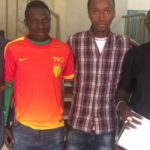 Inter Allies sign Victorien Adje Adebayor from AS GNN