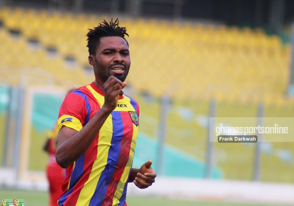Kwame Kizito debunks reports claiming he is begging to return to Hearts