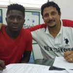 Afeez Aremu Olalekan joins Inter Allies from Westerlo Football Academy