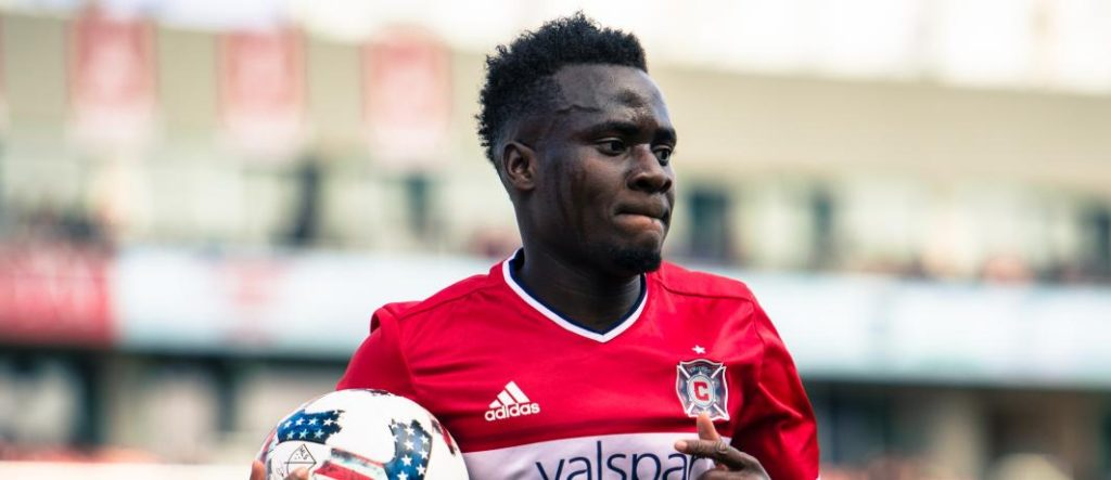 David Accam joins Philadelphia Union for a fee of $1.2 million