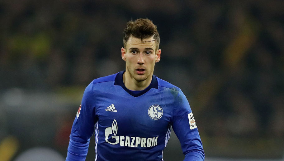 Bayern Expected to Announce the Signing of Leon Goretzka in 'the Next Few Days'