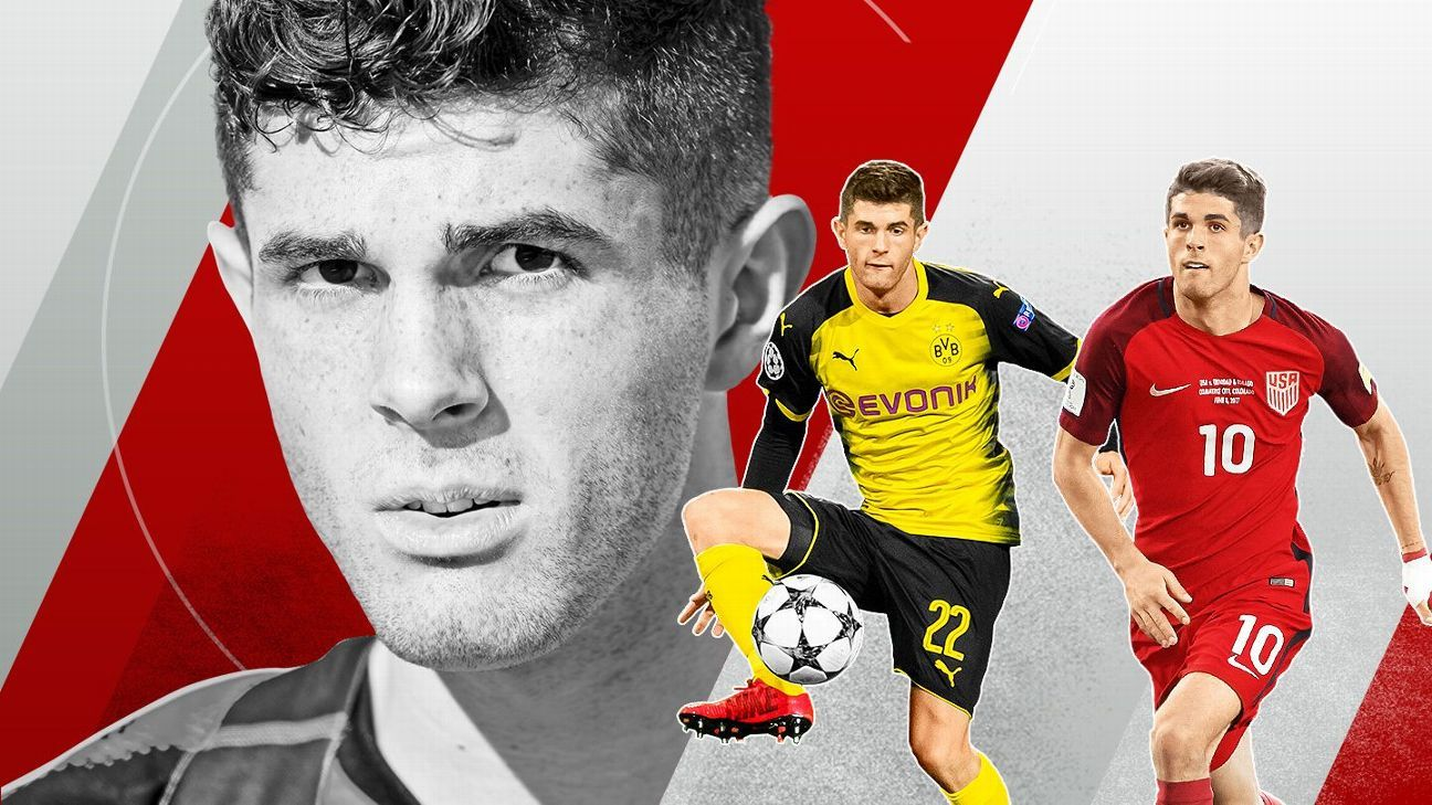 Pulisic's comfort in Dortmund means Premier League will have to wait