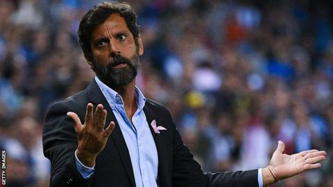 'I am the Espanyol coach and will be' - Flores distances himself from Stoke job