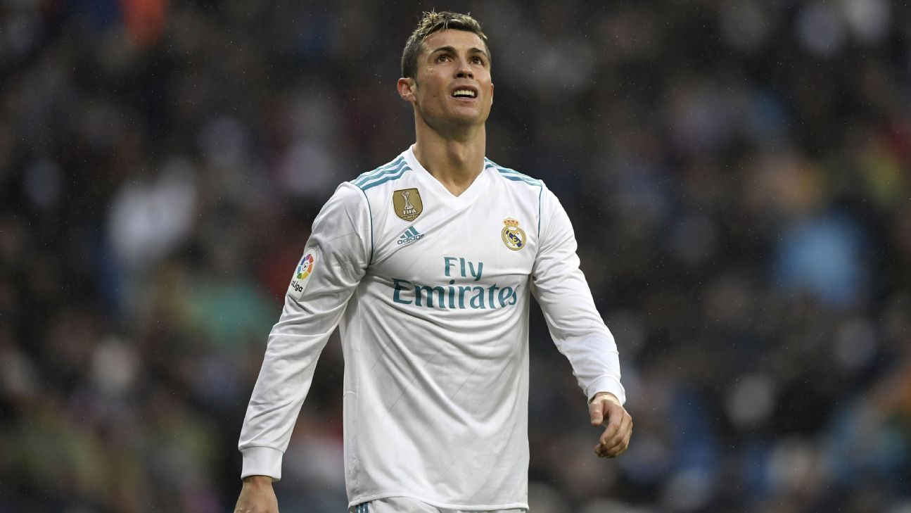 Cristiano Ronaldo, Real Madrid wasteful again in defeat to Villarreal