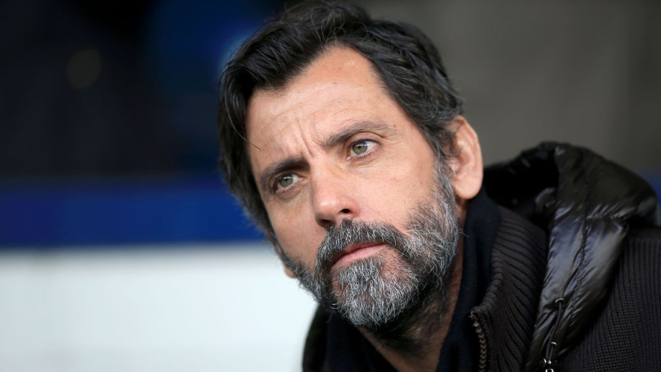 Espanyol's Quique Sanchez Flores rules out taking Stoke job